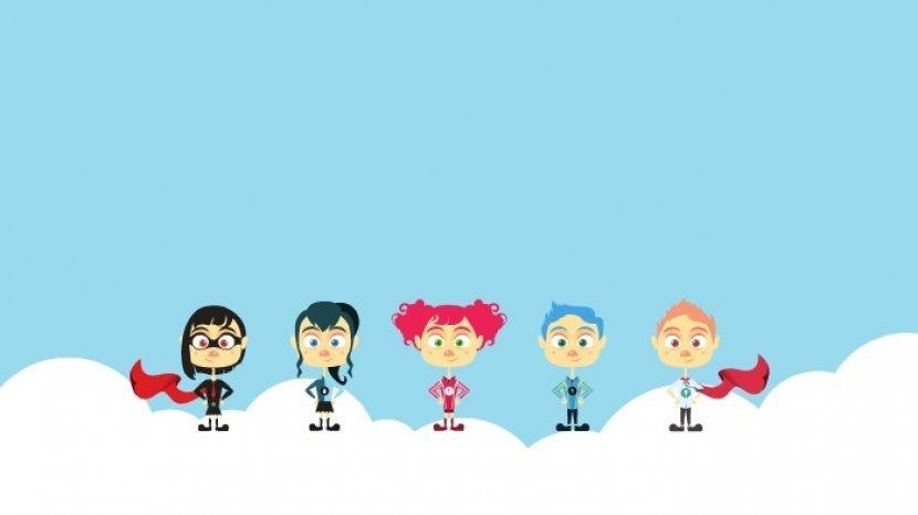 ilustrasi-gambar-kartun-arti-kata-cie-uwu-kepo-bacot-galau-kamus-bahasa-gaul.jpg