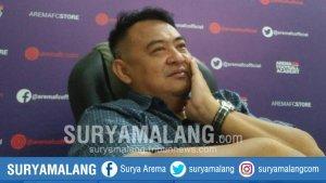 Bruno Smith Bisa Bergabung Latihan Arema FC Mulai Besok