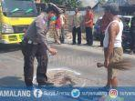 lokasi-kecelakaan-dump-truk-vs-2-motor-di-jalan-raya-wilayut-sukodono-sidoarjo.jpg