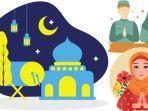 stiker-ucapan-lebaran-idul-fitri-2021-gambar-masjid-dan-wanita-berhijab.jpg