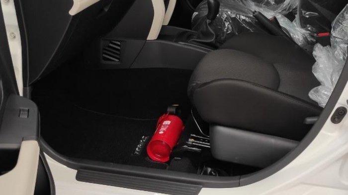 Mobil Daihatsu Produksi 2021 Kini Dilengkapi Alat Pemadam Api
