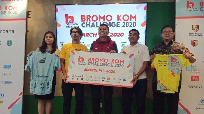 1.448 Peserta Cyclist dari 22 Negara Ambil Bagian di Herbana Bromo KOM Challenge 2020