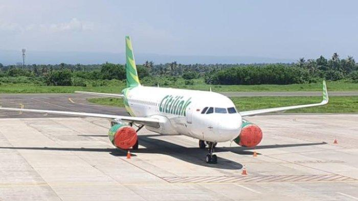 Terdampak Abu Vulkanik Gunung Raung, Bandara Banyuwangi Ditutup Sementara