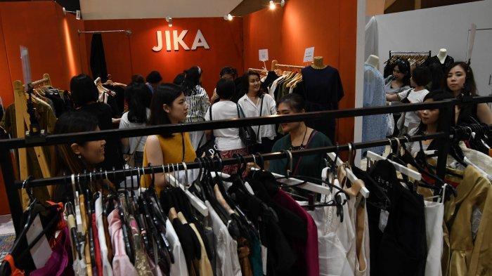 Basha Market Di Tunjungan Plasa Ada 170 tenant. Dari  home living, kosmetik, fashion, dan  kuliner