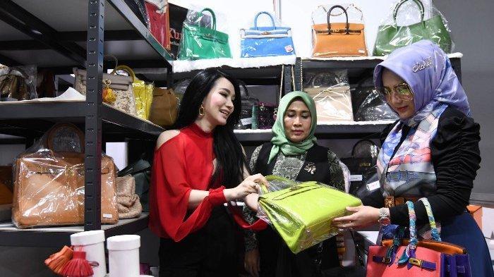 Berburu Barang Bermerek Kualitas dan Orisinalitas Di Jamin di Irresistible Bazaar Tunjungan Plasa
