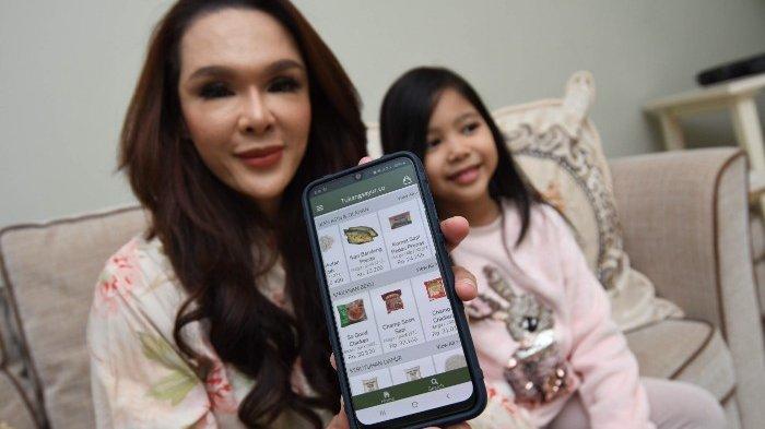 Physical Distancing Kini Belanja Lebih Mudah pakai Aplikasi lewat Online