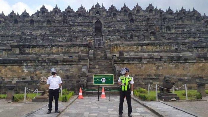 Wisata Candi Borobudur Nantinya Hanya Bisa Diakses Lewat Teknologi Augmented Reality