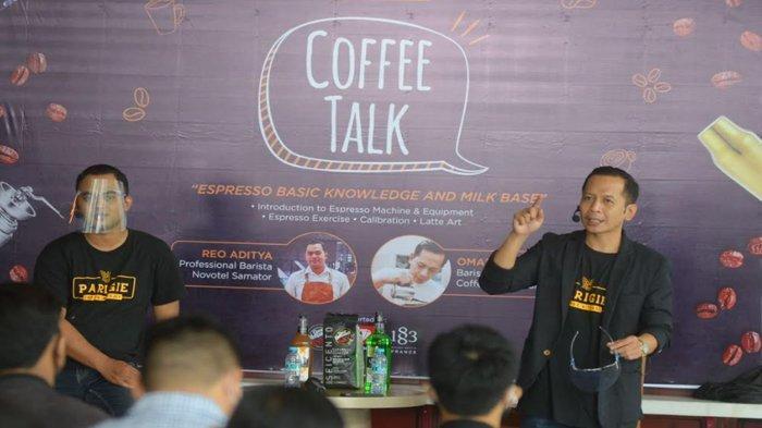 Omar Siarief Yakin Coffee Mocktail Bakal Jadi Tren Tahun 2021