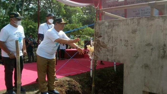 Dam Cluwok, DamTertua di Tulungagung Disulap Jadi Monumen Pengairan