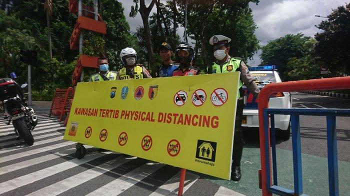 Pusat Grosir Surabaya (PGS), Juga Bakal Di Karantina Selama 14 Hari Ke Depan