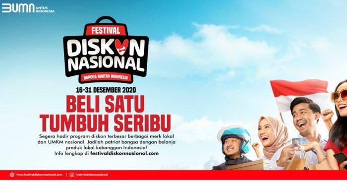 Bank Mandiri Tawarkan Diskon hingga 30 Persen dengan Fiestapoin dalam Festival Diskon Nasional