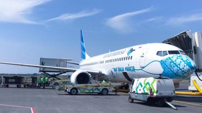 Garuda Indonesia Online Travel Fair Beri Diskon Tiket Hingga 85 Persen