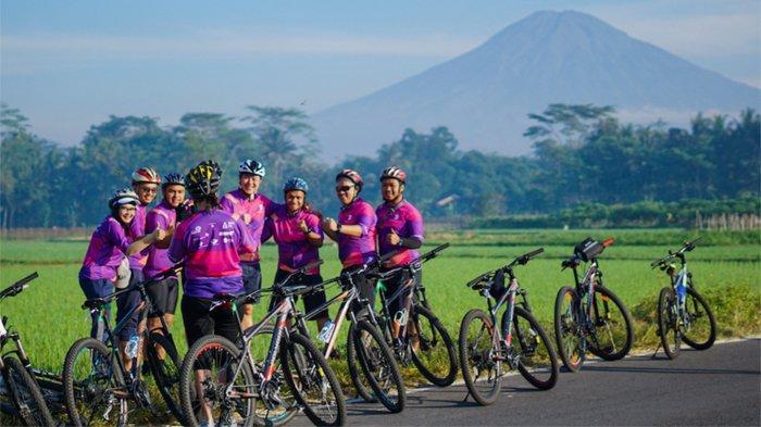 Rekomendasi Lokasi Gowes Seru Ala Tiket.com di Desa-desa Sekitar Candi Borobudur di Magelang