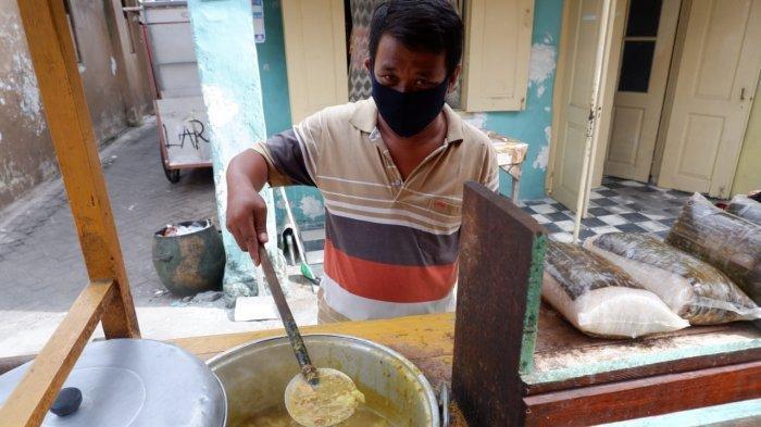 Kudapan Gulai Kacang Ijo  Hidangan Khas Timur Tengah Kaya Rempah Turun Temurun Di Surabaya
