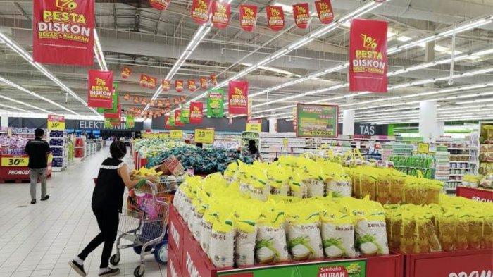 Program Belanja Menarik Untuk Konsumen Datang di Masa New Normal