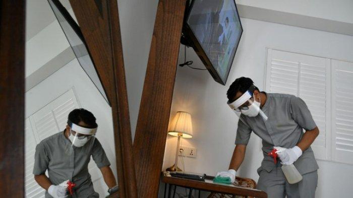 Kemenparekraf Sediakan kamar Hotel Untuk Isolasi Mandiri Pasien Covid-19