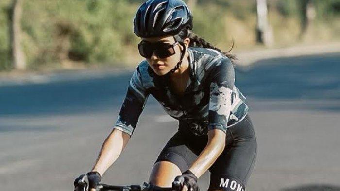 Cerita Karla Jasmina Bersepeda 350 Km Menjelajahi Pulau Bali