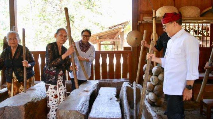 Banyuwangi Raih Lima Penghargaan Anugerah Wisata Jatim  2019, Desa Kemiren,Terbaik  Wisata Budaya