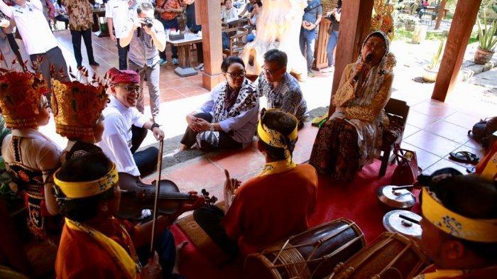 Desa Kemiren Banyuwangi Dapat Sertifikasi Desa Pariwisata Berkelanjutan dari Kemenparekraf
