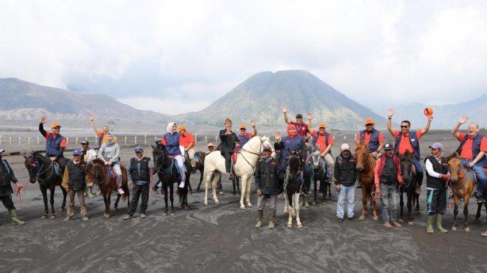 Kabar Gembira Suku Tengger Perayaan Yadnya Kasada Tetap Digelar Tanpa DIsaksikan Wisatawan