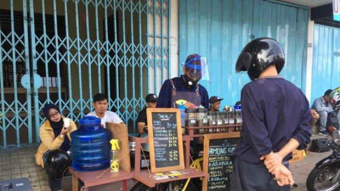PKL Ini Membumikan Kopi Nusantara Rasa Mewah Harga Murah, Kopi Arjuno, Dampit, Gayo, Bali Kintamani