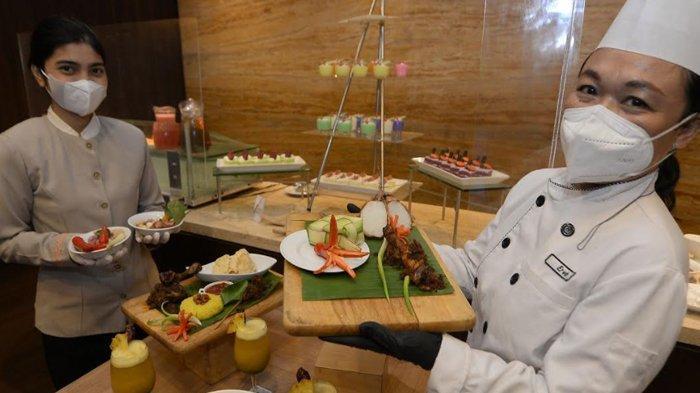 Sambut Ramadhan, Hotel Santika Pandegiling Sajikan Kuliner Kaya Rempah dan Kurma