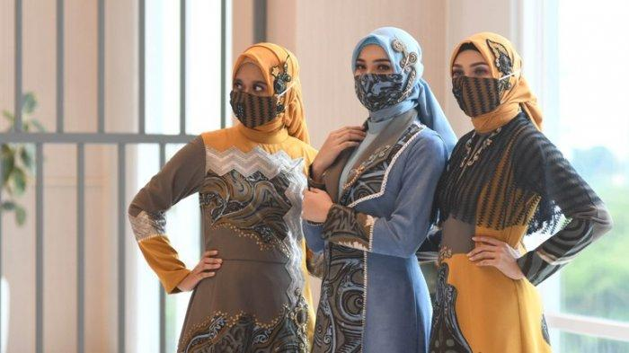 Desainer Busana Muslim Lia Afif Gelar Photo Session Beri Semangat Pelaku dan Penggiat Fashion