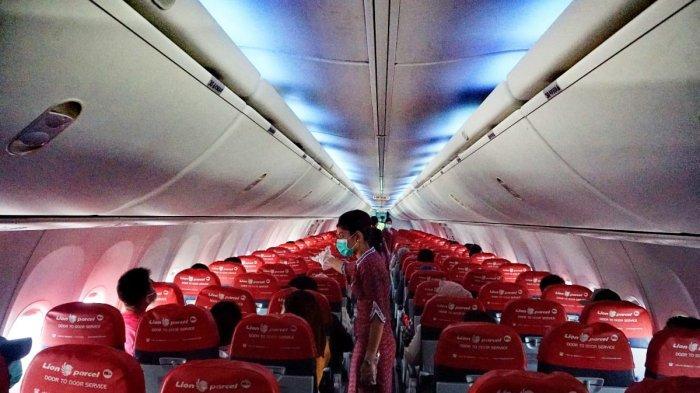 Kini Persyaratan Terbang Dengan Pesa wat UdaraLion Air Grup Lebih Sederhana