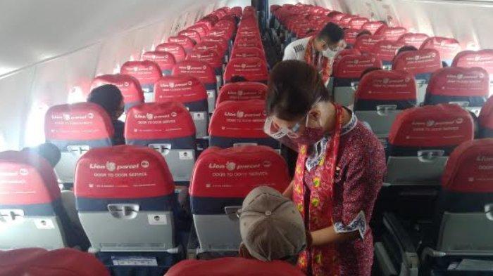 Sudah Siap Terbang, Pilot Pesawat Lion Air Rute Balikpapan-Surabaya Tiba-tiba Batalkan Penerbangan