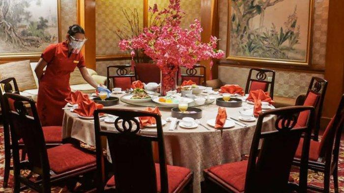 Sambut Imlek, Shangri-La Hotel Surabaya Tawarkan Layanan Makan Malam Keluarga Privat
