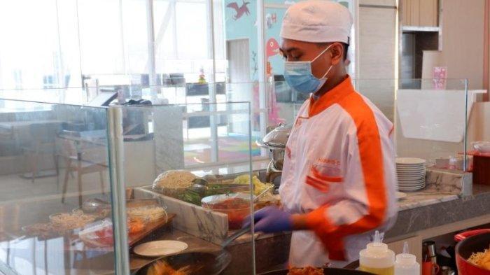 Stay & Dine Selama Ramadan, Harris Hotel Bundaran Satelit Sediakan Menu Nusantara dan Timur Tengah