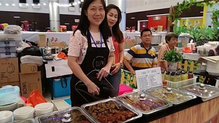 Pesta Kuliner Vegetarian Di Vegan Festival, 60 Stan Beragam Menu. Sate, Krengsengan Bahan Tepung