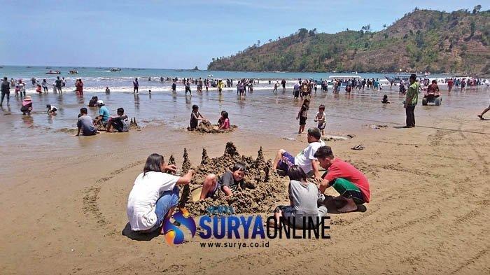 Pantai Gemah, Destinasi Wisata Alam yang Paling Cepat Pulih di Tengah Pandemi di Tulungagung