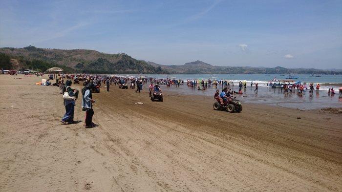 Pantai Gemah di Tulungagung Ditutup Mulai Besok