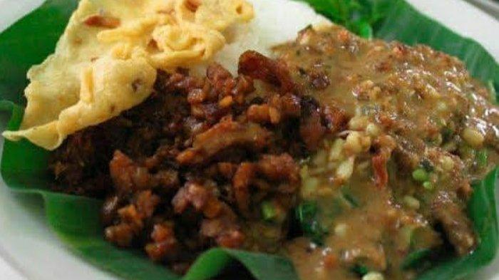 Rekomendasi Kuliner Dari Gubernur Khofifah : Pecel Telo Lumajang  'Endeus Banget'
