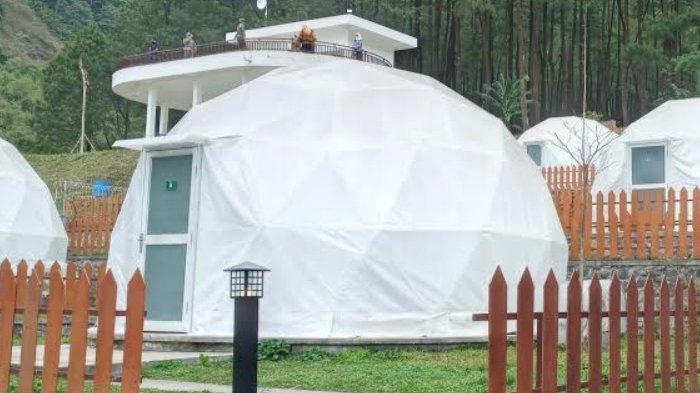Merasakan Sensasi Tak Biasa 'Camping' di Wisata Lembah Indah Malang
