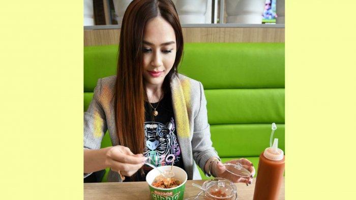 Kuliner Jadul Diolah Kekinian Pentol Kocok dan Bubur Sagu Bikin Nagih Terus