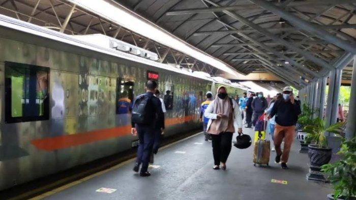 Jadwal Kereta Api Terbaru di Banyuwangi-Jember, Berlaku Mulai 10 Februari 2021