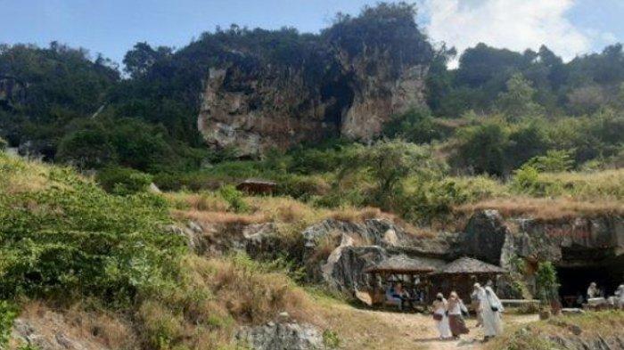 Lokasi Prasasti Butulan Desa Gosari, Kecamatan Ujungpangkah, Gresik