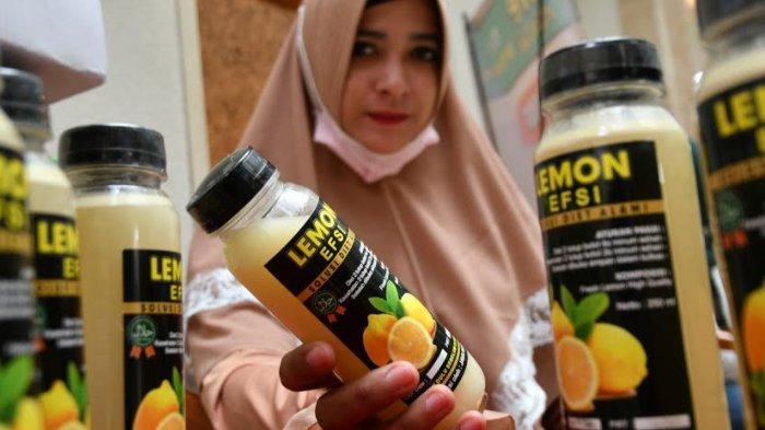 Turunkan Berat Badan dengan Mengonsumsi Sari Lemon, Lebih Mudah dengan Kemasan yang Praktis
