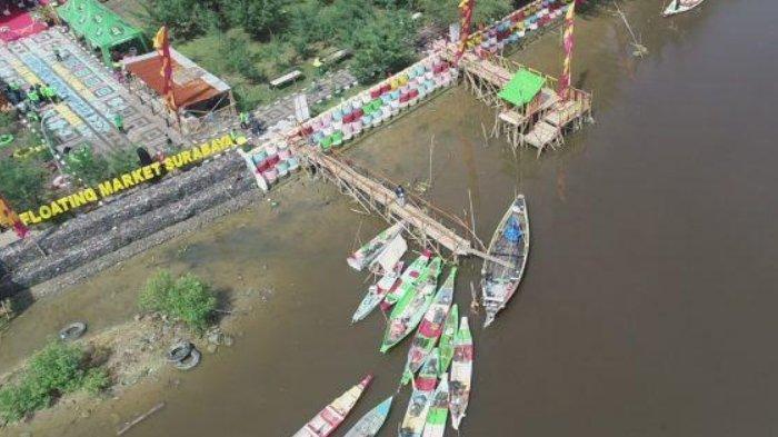 Wali Kota Risma Resmikan Sentra Ikan Romokalisari, Ada Wisata Kuliner dan Wisata Bahari