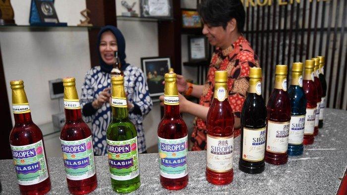 Legenda Sirup Di Surabaya Sirup Siropen, Ada Sejak 1932 Hingga Kini Masih Digemari Masyarakat