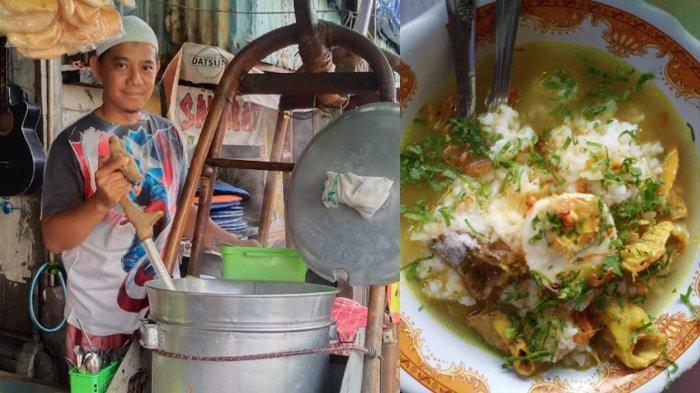 Berkeringat di Soto Daging Ucup Tambakrejo