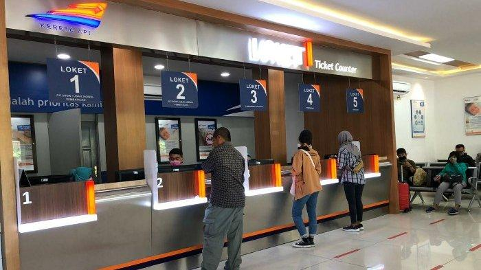 Diskon HUT KAI Ke 75 Naik Kereta Api Surabaya - Jakarta Hanya Rp 150 Ribu
