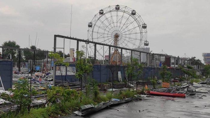 Surabaya Night Carnival Resmi Tak Lagi Beroperasi