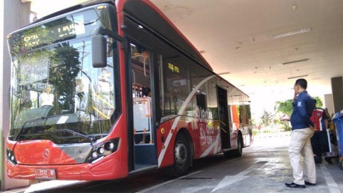 Sekarang Masuk ke Terminal Joyoboyo, Berikut Rute Lengkap yang Dilalui Suroboyo Bus