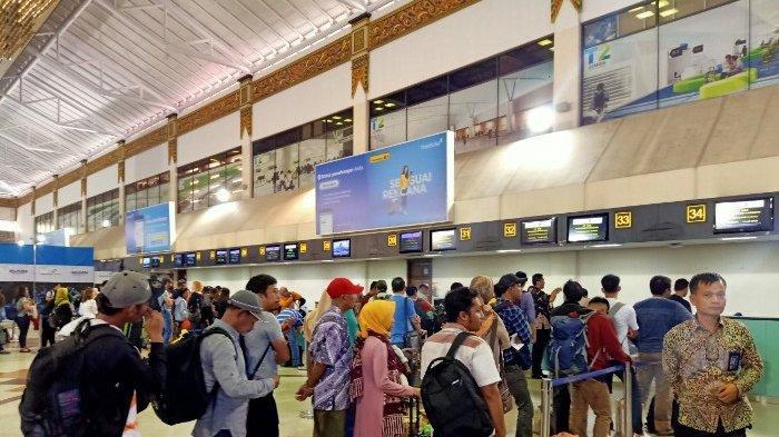 Ini Lokasi Counter Check In Terbaru Di Terminal 1 A Bandara Juanda Surabaya