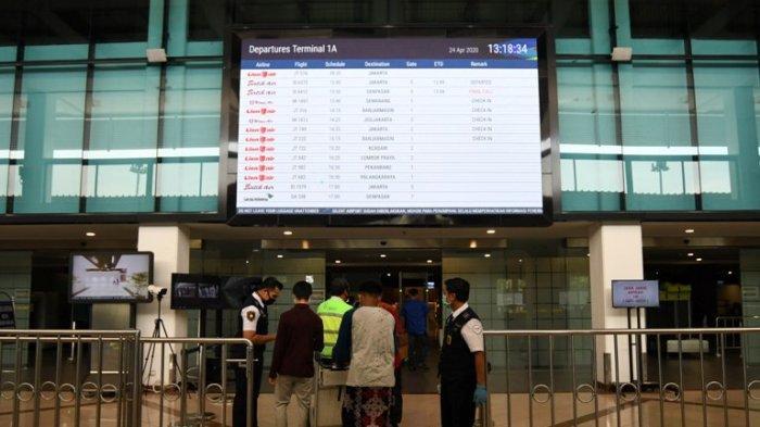 Hari Ini Pesawat dan Kereta Api Jarak Jauh ke Surabaya Beroperasi Lagi, Mudik Tetap Dilarang