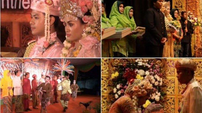 Pengantin Pegon, Tradisi Pernikahan Asli Surabaya yang Padukan 4 Budaya