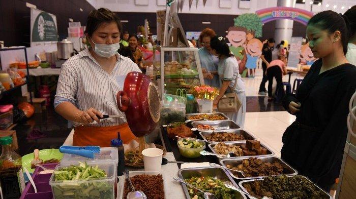 Penggemar Vegetarian Kumpul di Vegan Festival Ajari Pola Hidup Sehat Berbasis Nabati
